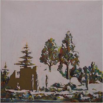 Kvarnen, 47x47 cm 2011, OPD